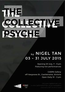 Nigel Tan - The Collective Psyche